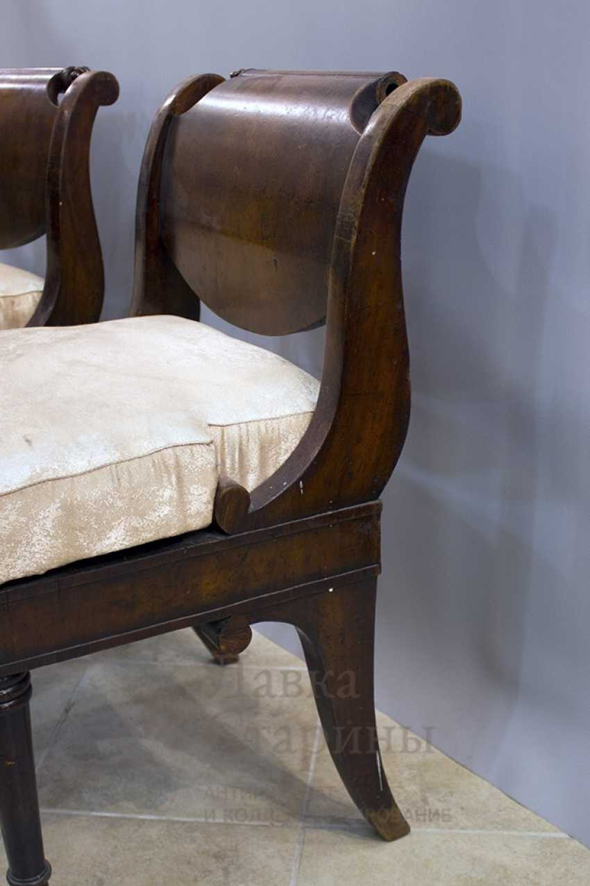 Pair of chairs - photo 4