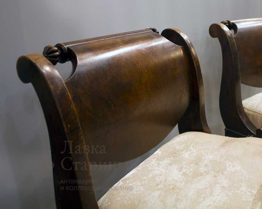 Pair of chairs - photo 2