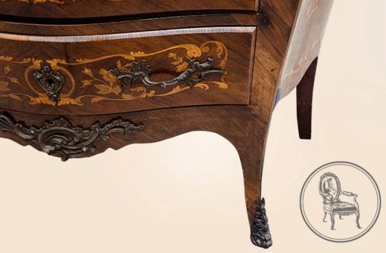 Antique dressers nineteenth century - photo 3