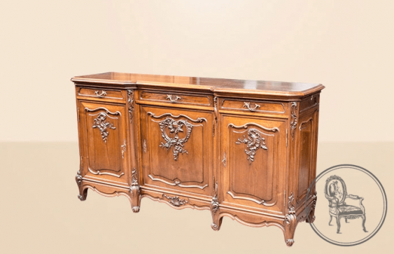 Antique sideboard XIX century - photo 2