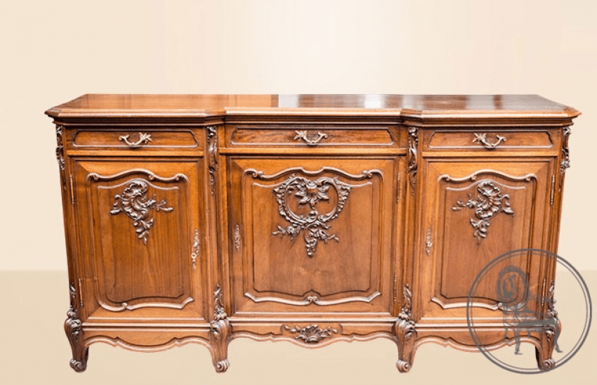 Antique sideboard XIX century - photo 1