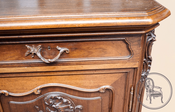 Antique sideboard XIX century - photo 4