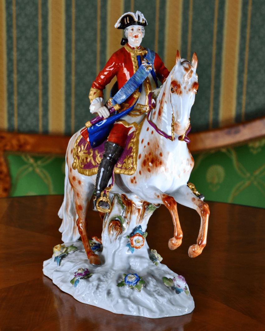 Meissen, Germany, beginning of XX century, the author Meyer, porcelain - photo 1