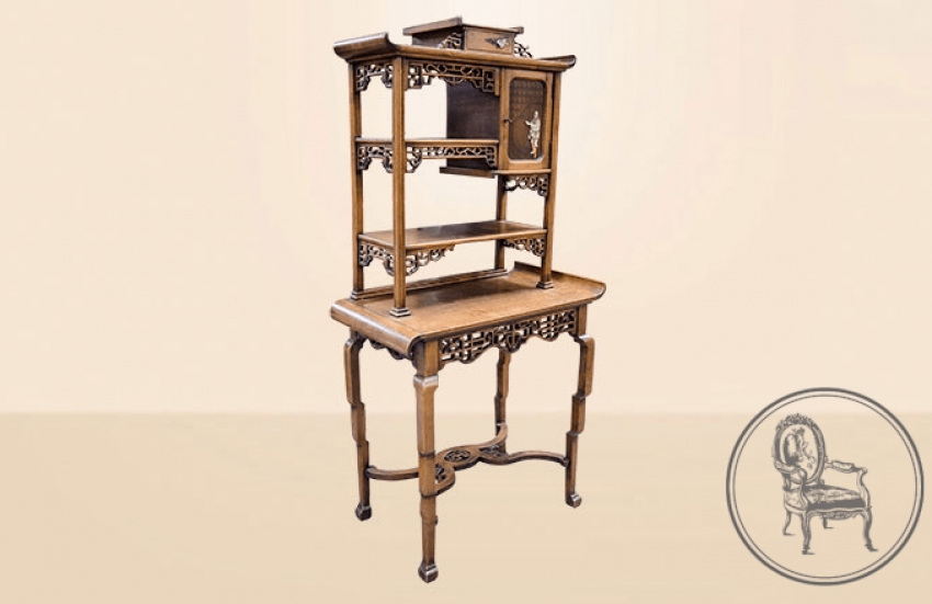 Antique dressing table - photo 1