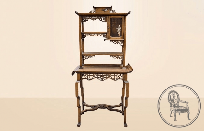 Antique dressing table - photo 2