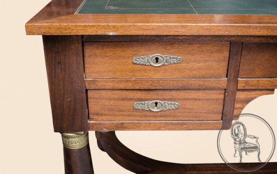 Antique Desk - photo 2