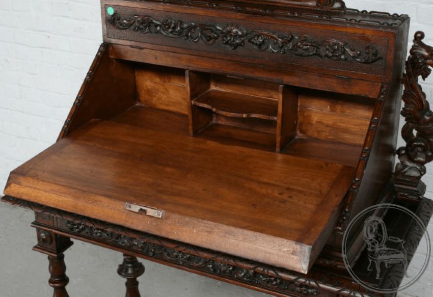 Antique secretaire XIXth century - photo 3