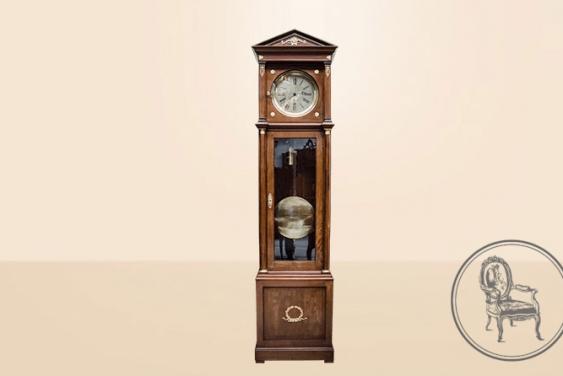 Antique grandfather clock - photo 1