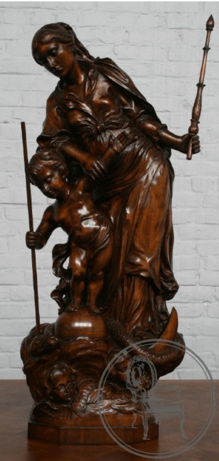 Antique statue - photo 1