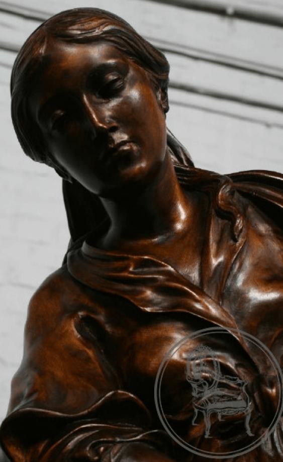 Antique statue - photo 2
