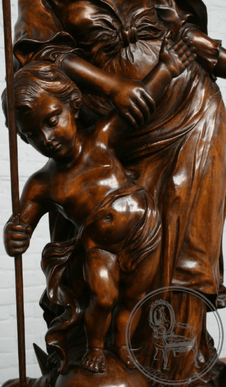 Antique statue - photo 3