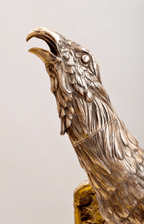 Pheasant silver сер19 century - photo 5