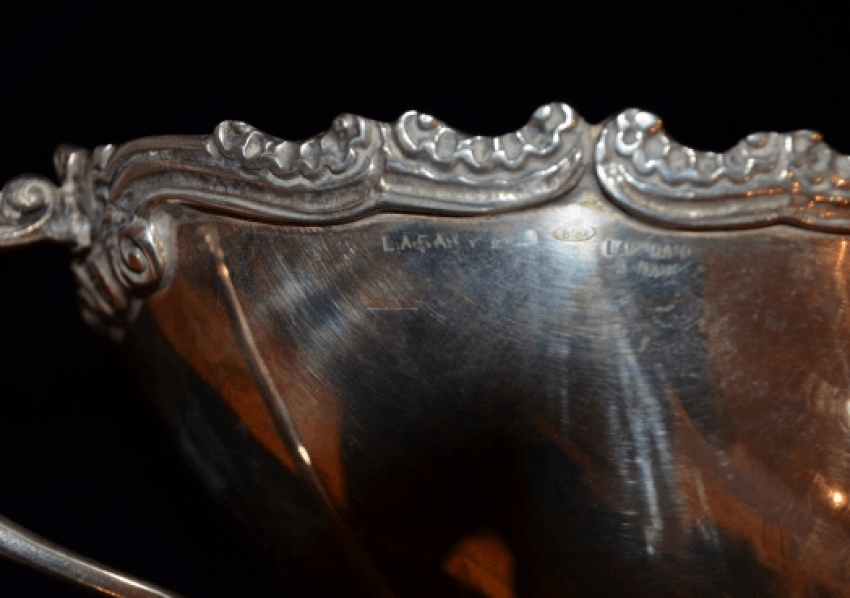 Antique vase for candies - photo 2