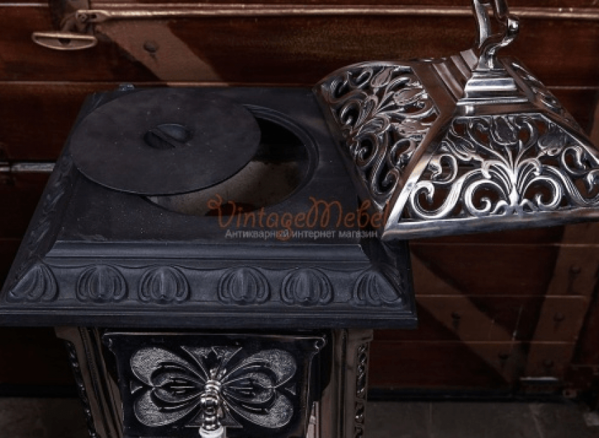 An antique stove. Germany 1900год - photo 4