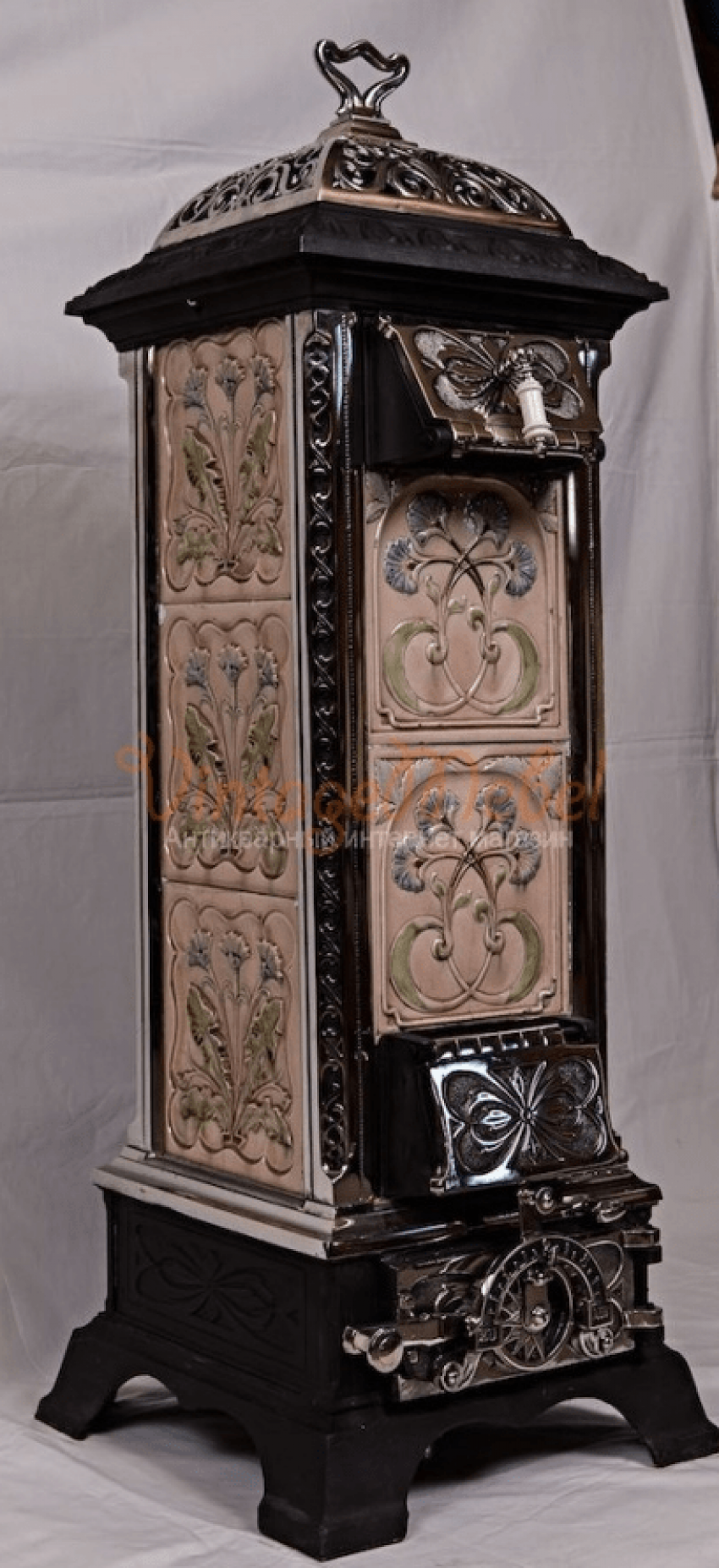 An antique stove. Germany 1900год - photo 1