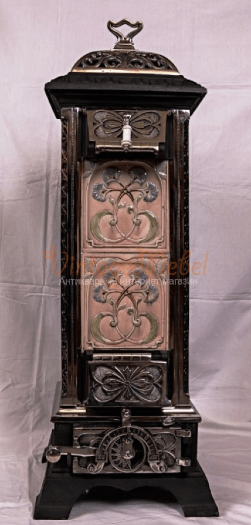 An antique stove. Germany 1900год - photo 2
