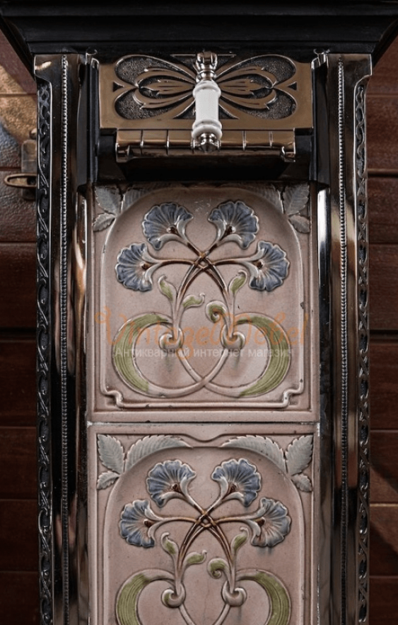 An antique stove. Germany 1900год - photo 3