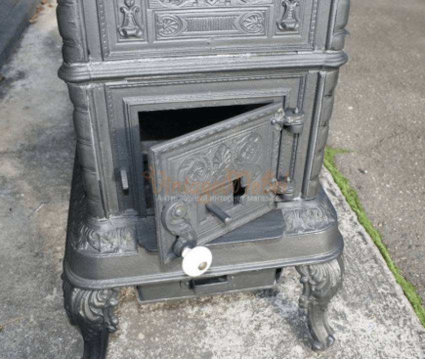 Oven made of cast iron. Czech Republic - photo 3