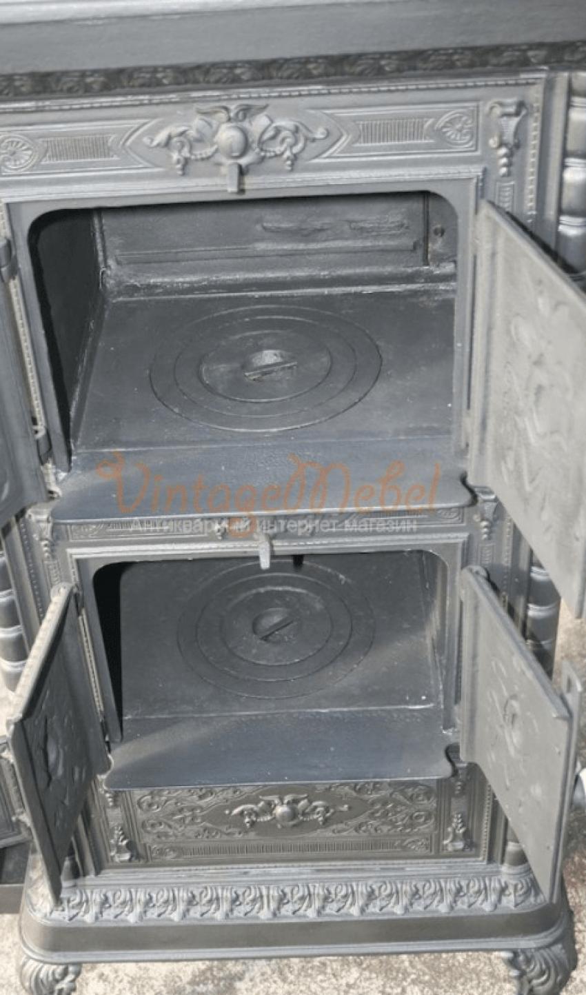 Oven made of cast iron. Czech Republic - photo 4