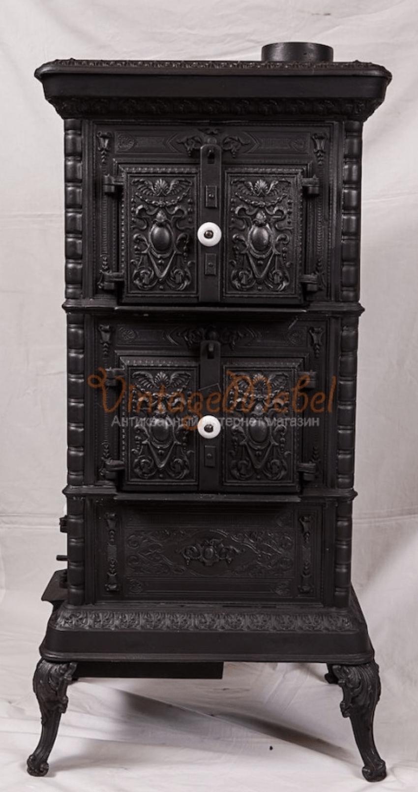 Oven made of cast iron. Czech Republic - photo 1
