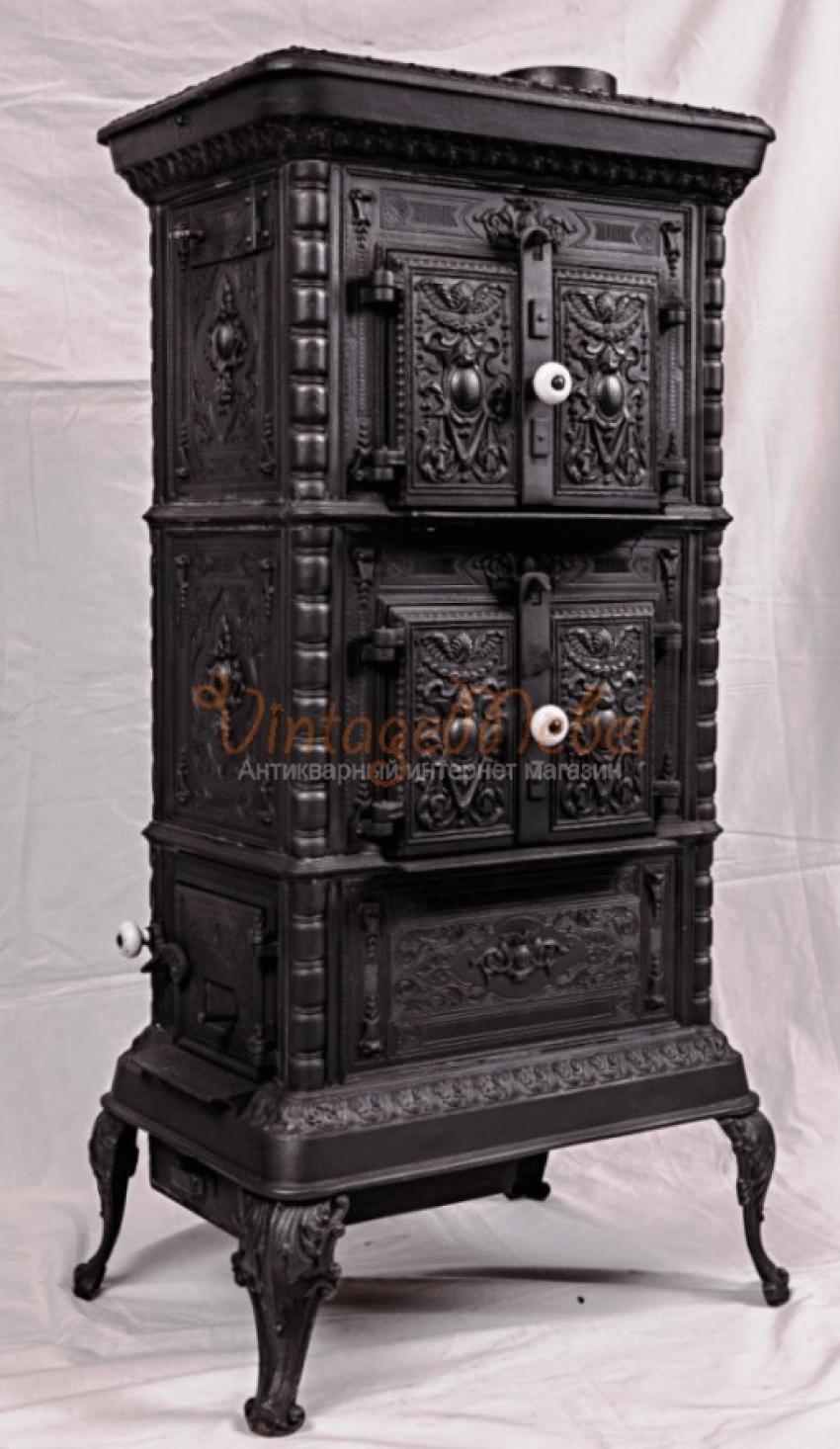 Oven made of cast iron. Czech Republic - photo 2