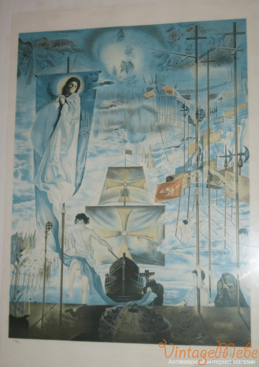 Salvador Dali. Salvador Dali - photo 1