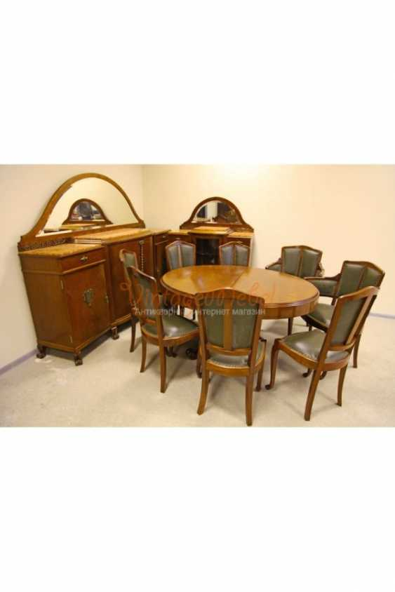 Dining room in Art Deco style - photo 6
