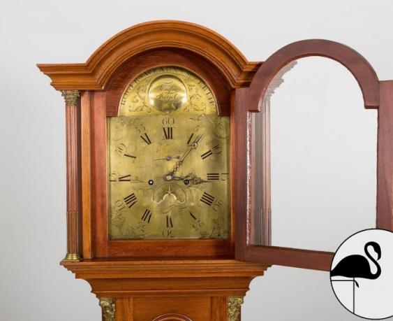 Horloge Début du XIXE siècle - photo 4