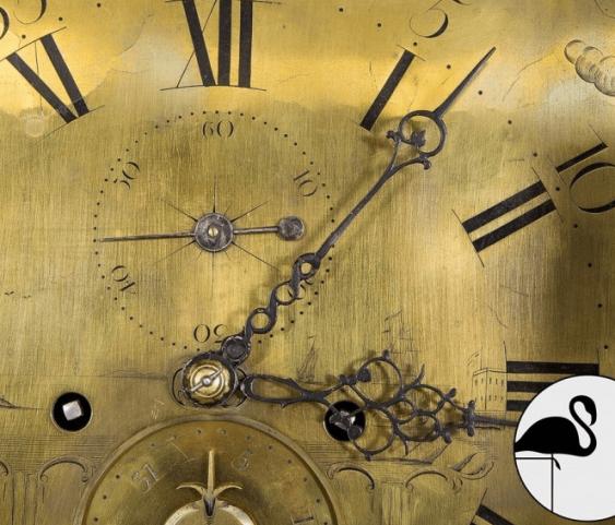 Horloge Début du XIXE siècle - photo 7