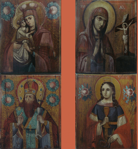 the icons of the late XVIII - beginning of XX century in - photo 4