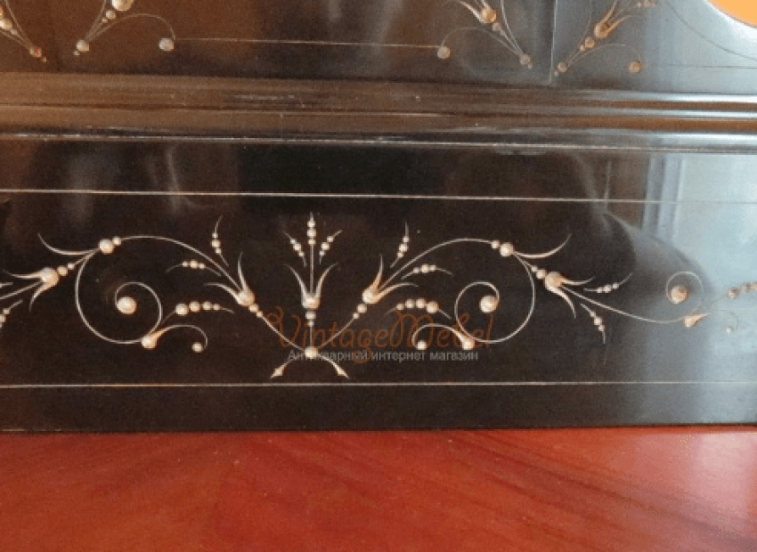 Mantel clock Napoleon III - photo 2