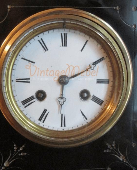 Mantel clock Napoleon III - photo 3