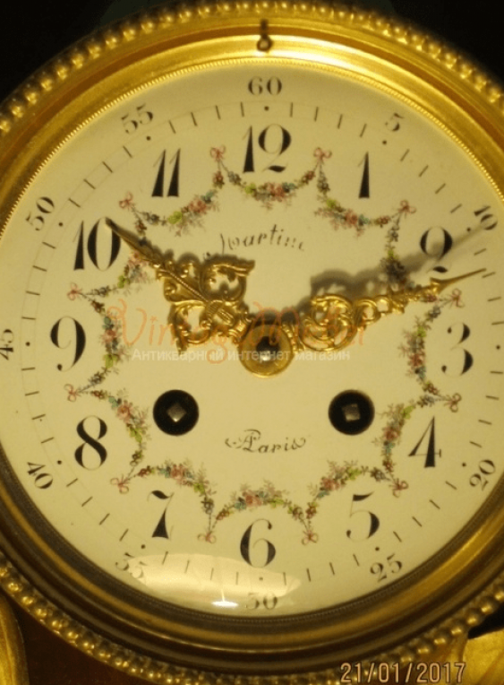Antique clocks Lira - photo 3