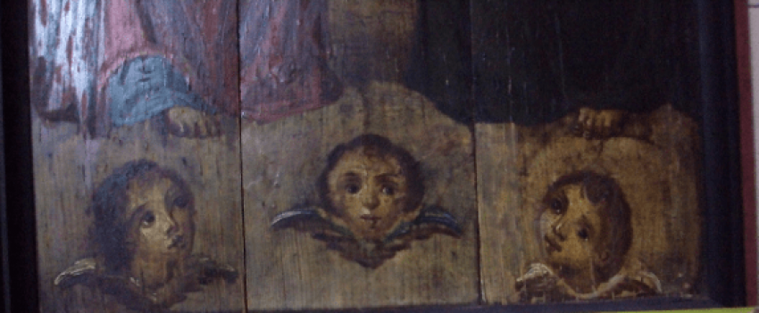 The icon of the Trinity most - photo 3