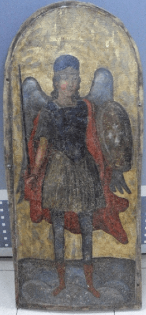 the icon of Archangel Michael - photo 1
