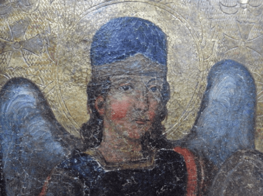 the icon of Archangel Michael - photo 2