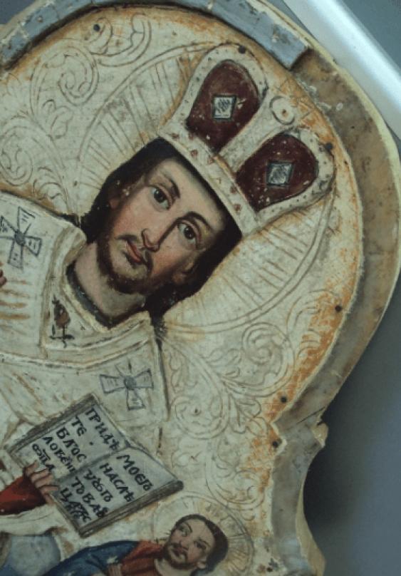 Jesus Christ Savior on the throne - photo 3