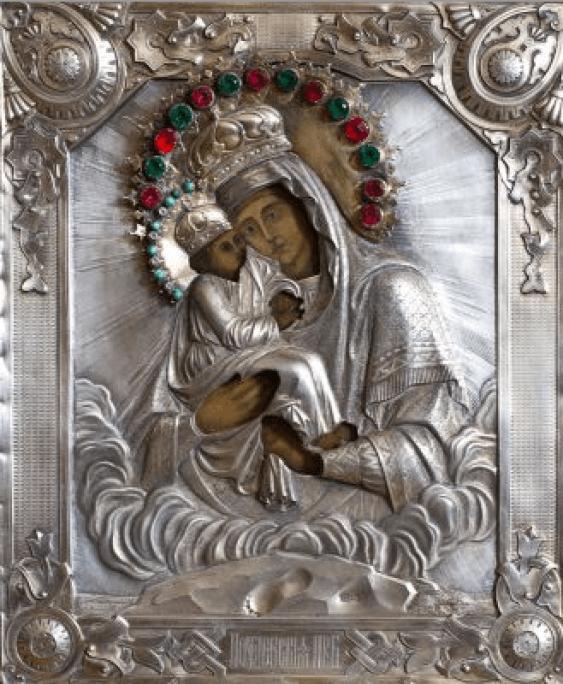"""""""Pochaevskaya Mother Of God"""" - photo 1"""