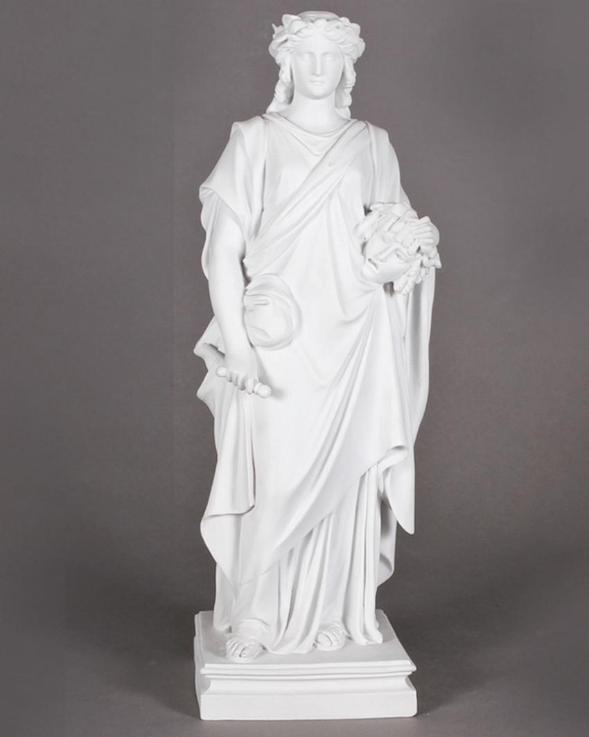 Meissen, Germany, XIX century biscuit figurine; height - 32.5 cm - photo 1