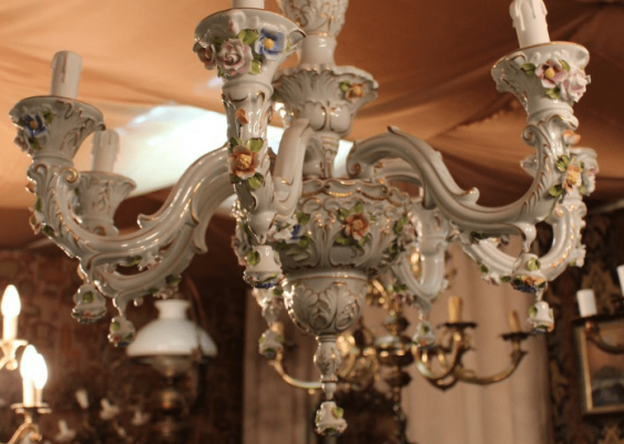 Chandelier - China France - photo 2