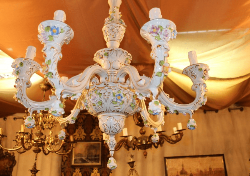 Chandelier - China France - photo 1