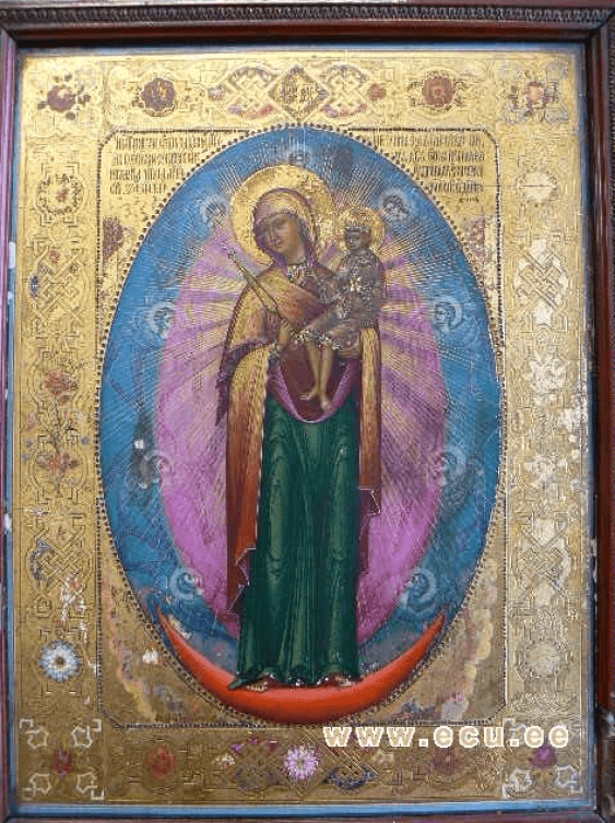 """""""Our Lady Of The Blessed Sky"""" - photo 1"""