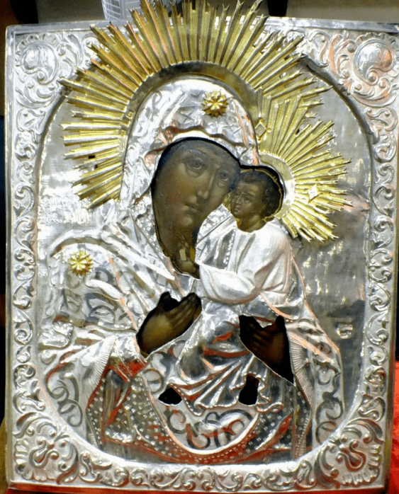 """Icon """"Virgin Mary Fedorovskaya"""""""" - photo 1"""