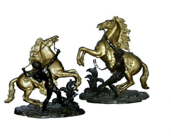 "The horses of Marly"", early 20th century - photo 1"