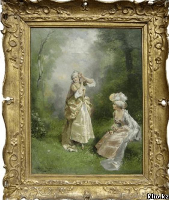 C. Levigne 19 век, - photo 1