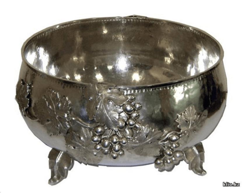 Schüssel für кумыса1888г.1863 gr - Foto 1