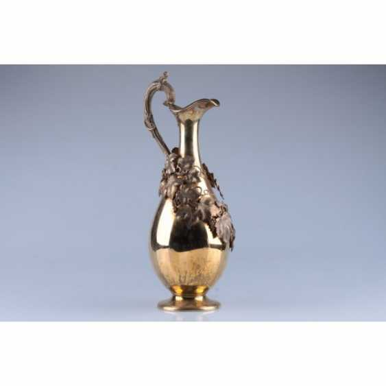 Jug with handle in the form of the vine. USA, new York - photo 1