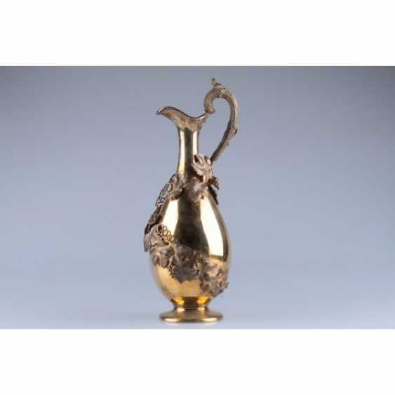 Jug with handle in the form of the vine. USA, new York - photo 2