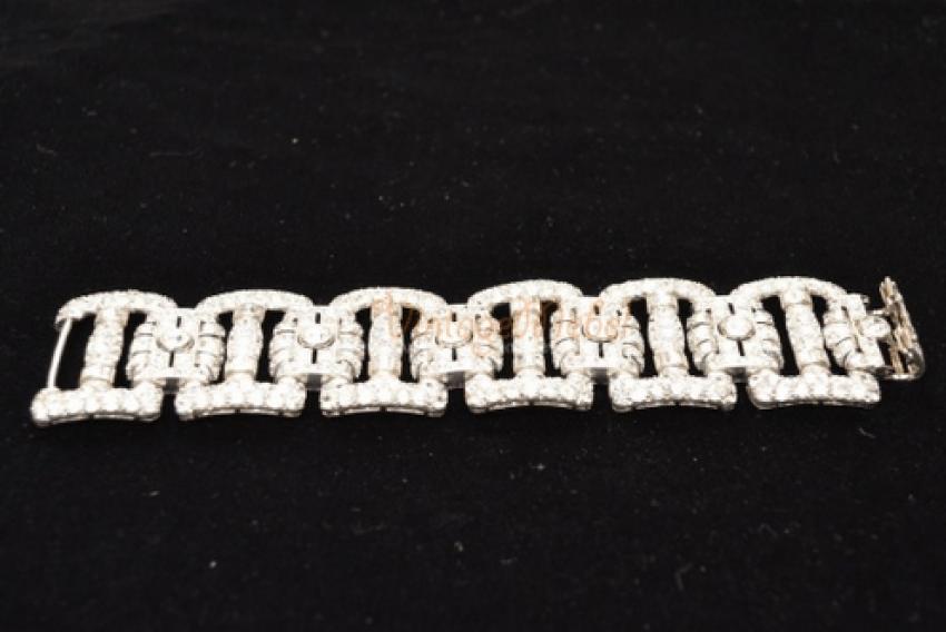 Vintage bracelet 59,52 ct., - photo 3