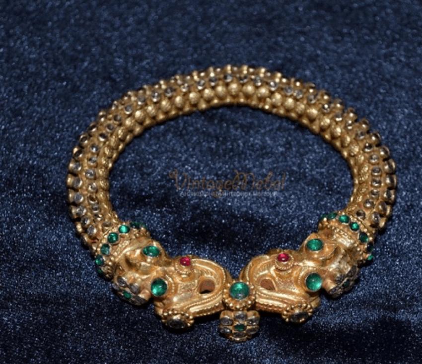 "Vintage bracelet ""Asia"" - photo 1"